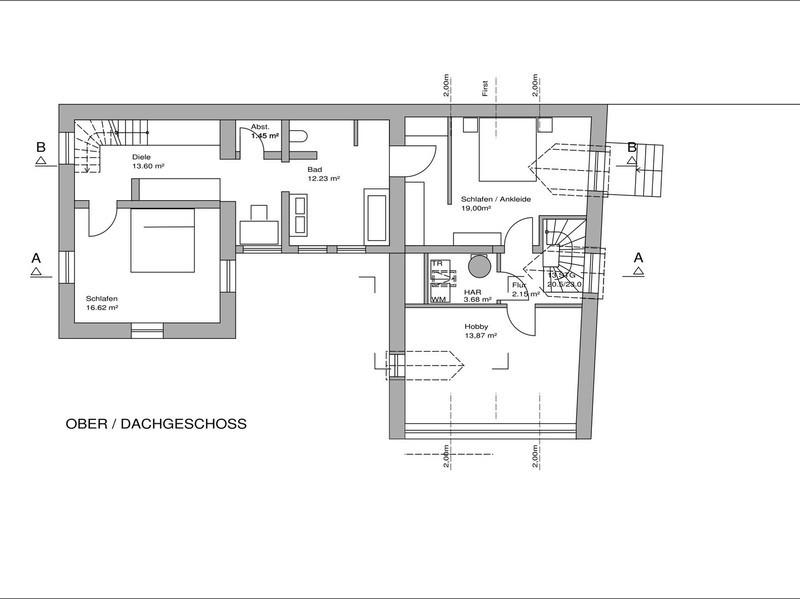 Raumgewinn Architektur Ausbau Scheune